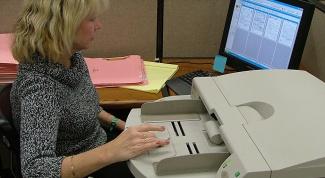 Как сканировать со сканера
