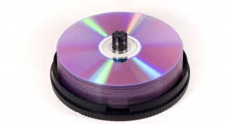 Как скинуть фотки на диск