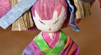 Как сшить куклу для кукольного театра