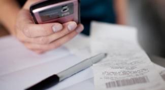 Как узнать мобильный тариф