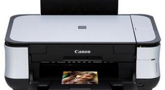 Как заправить краску в принтер Canon