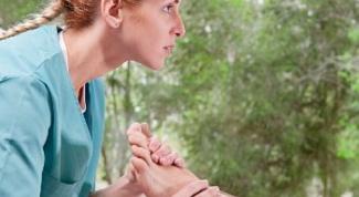 Как снять отёк ноги при переломе