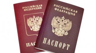 Как получить паспорт гражданина России