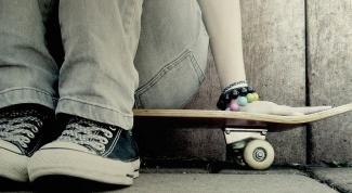 Как завязать шнурки на скейтеры