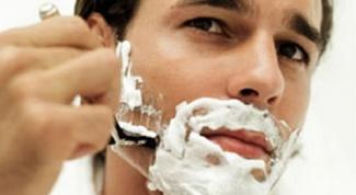 Как начать бриться
