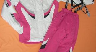Как стирать горнолыжную одежду