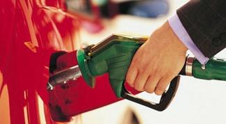 Как устранить запах бензина