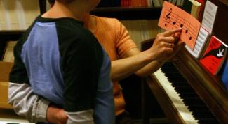 Как слушать музыку с ребенком