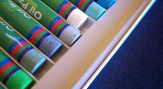Как закрепить пастель