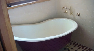 Как демонтировать ванну
