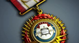How to restore the medal