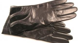 Как выбрать кожаные перчатки