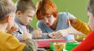Как написать конспект занятия