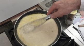 Как сделать голландский соус со спаржей