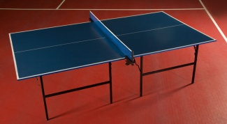 How to make a table tennis table