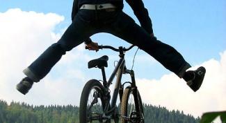 Как делать трюки на велосипедах