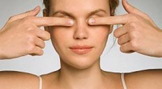 Как снять боль в глазах