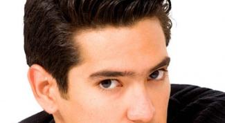 Как выпрямить волосы мужчине