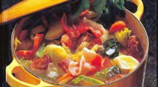Как приготовить суп из баранины
