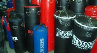 Как закрепить боксерскую грушу