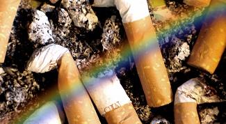 Как избавиться от сигаретного дыма