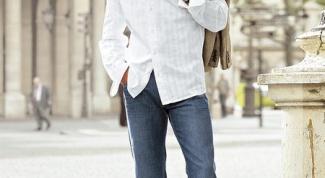 How to dress skinny guy