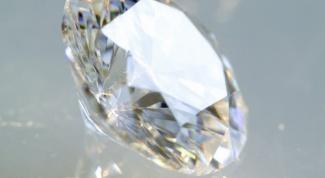 How to distinguish diamond from cubic Zirconia