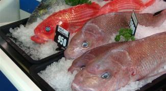 Как торговать рыбой