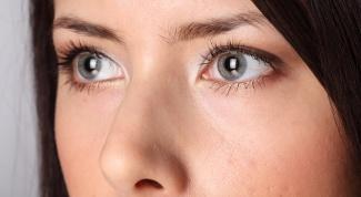 Как избавиться от желтизны в глазах