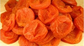 Как сушить абрикосы