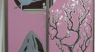 Как покрасить зеркало