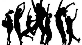 Как назвать группу по танцам