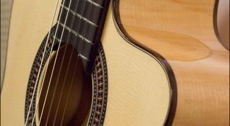 Как играть гитарный бой