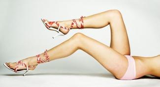 Как привести в порядок ноги