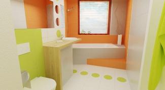 Как подобрать цвет ванны