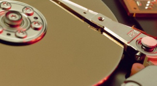 How to repair the file system on the hard disk