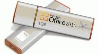 Как установить Microsoft Office с флэшки
