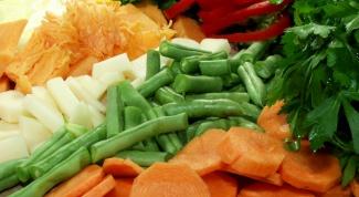 Как приготовить суп «Витамины+»