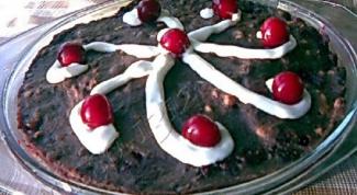 Как испечь пирог в микроволновке