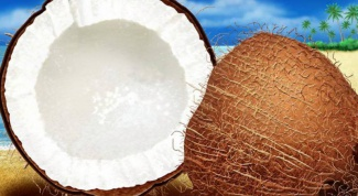 How to make a coconut