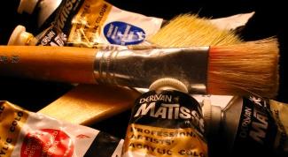 Как научиться рисовать акриловыми красками