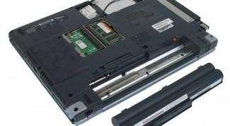 Как сохранить аккумулятор ноутбука