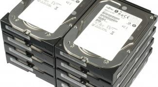 Как разделить системные диски