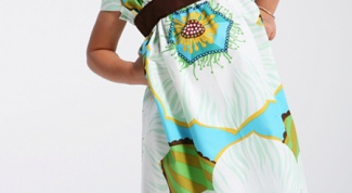 Как сделать выкройку детского платья