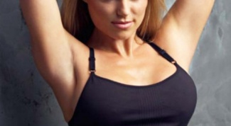 Как накачать мышцы груди женщине