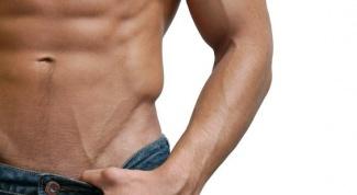 Как накачать мускулы за неделю