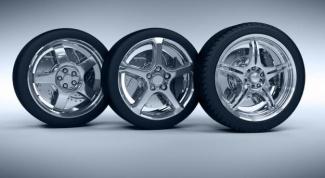 Как определить размер шин