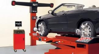 Как сделать развал колес
