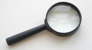 Как определить фокусное расстояние линзы