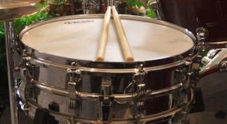 Как нарисовать барабан
